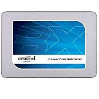 全新美水Crucial BX300 SSD 480GB