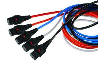 Power cord C13-C14 & C19-C20