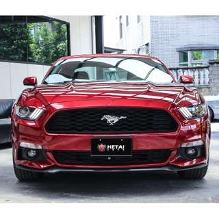 2016 Ford Mustang 酒紅 2.3