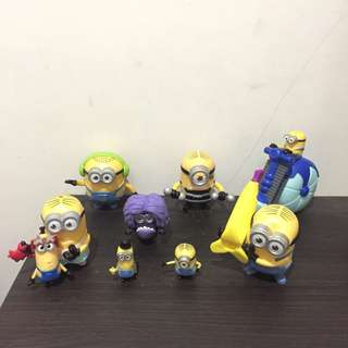Take All Minions from McDonalds