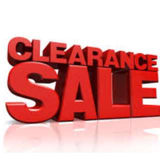 Used Furniture And Electrical For Clearance Sales