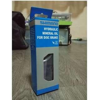 Shimano Disc Brake Bleed Kit 50ml ( brand new in box )