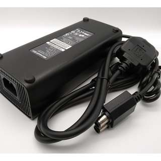 Xbox 360 Power Supply Unit and Cords for Xbox360 Slim console