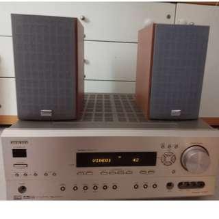 Onkyo AV receiver 擴音機