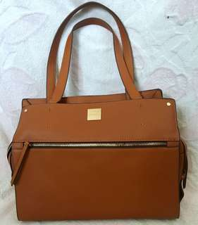 Brand new! Tan tote bag from Debenhams
