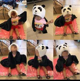 Baby Fashion Towel