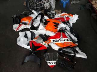 Honda CBR1000 full coverset