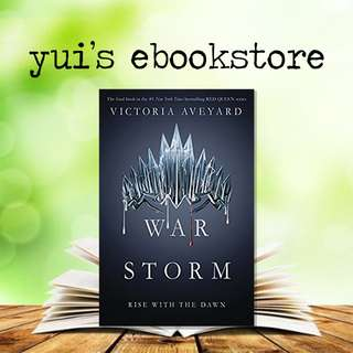 YUI'S EBOOKSTORE - WAR STORM - RED QUEEN #4