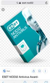 Eset nod 32 windows