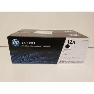 🚚 尚典3C(二手3C)~全新碳粉匣(碳粉匣)惠普HP12A碳粉匣