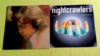 NIGHTCRAWLERS . don't let the feeling go (featuring John Reid ) ● NEIL DIAMOND . serenade ( buy 1 get 1 free )  vinyl record