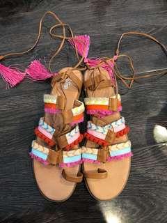 BNWT SIZE 10 wittner sandals