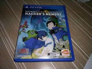 Digimon cyber slueth - hackers memory