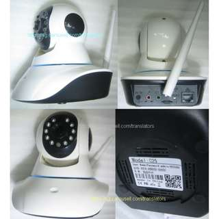 C25 Wireless IP Wifi Camera . Mobile App Internet Cam (Eye4 app)