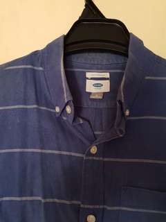 OLD NAVY Short Sleeves Polo