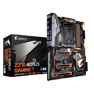 Z370 Gigabyte Aorus Gaming 7
