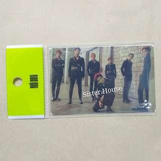 (包郵現貨)🇰🇷NCT 2018 cashbee 韓國交通卡