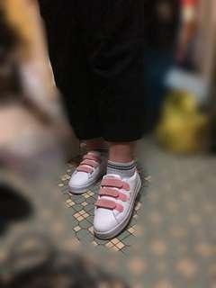 🚚 Fila 魔術貼球鞋 僅試穿拍照