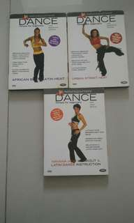 Dance fitness for beginners - take all