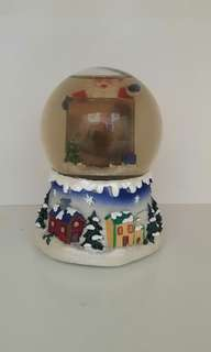 Santa Clause music box #July70