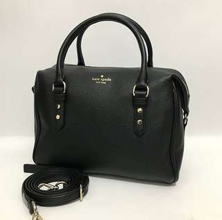 Kate Spade Julianne Mulberry Street Black