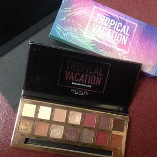 Focallure Eyeshadow Tropical Vacation