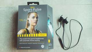 Brand new Jabra Sport Pulse special edition