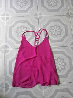 Forver 21 top in Pink