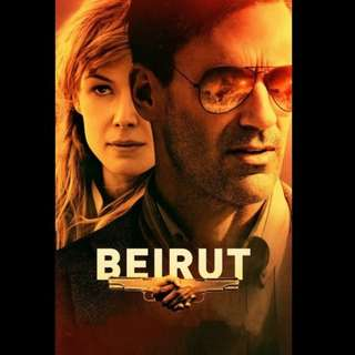 [Rent-A-Movie] BEIRUT (2018)