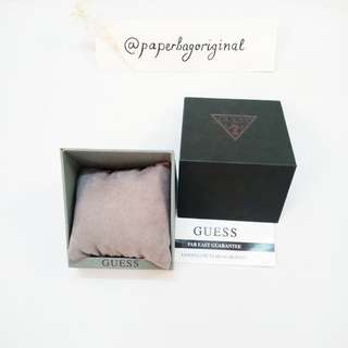 Guess Watch Box Original Authentic