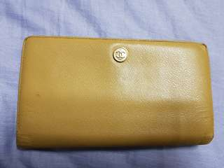 🚚 chanel皮夾(正品)
