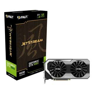 Palit GTX 1060 Super JetStream 6GB GDDR5