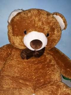 Boneka teddy bear brown