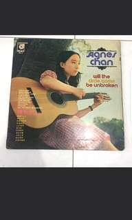 Agnes Chan Vinyl Record (1971)