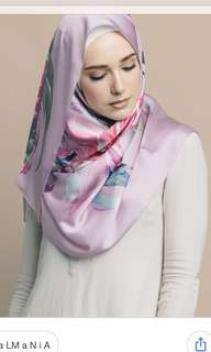 Le Eden Tudung People Shawl