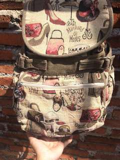 Ransel Vintage bag
