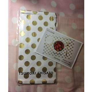 ($30系列)**全新!ELLE x TSUMORI CHISATO  Table Cloth 餐墊 (不連雜誌)