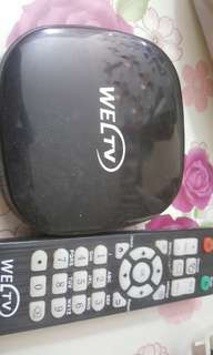 Weltv 電影盒, 依已解碼電影盒