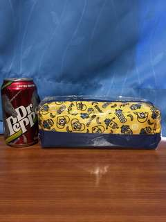 BN Despicable Me Minions Pencil Case