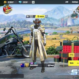 Rules Of Survival Account (Anroid)