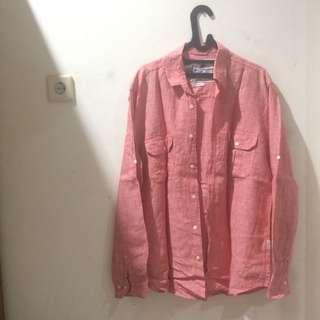 Nail pink shirt