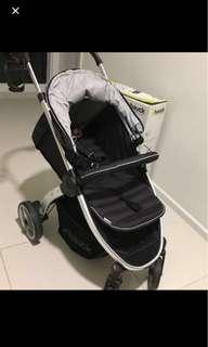 Hauck lift up 4 baby stroller