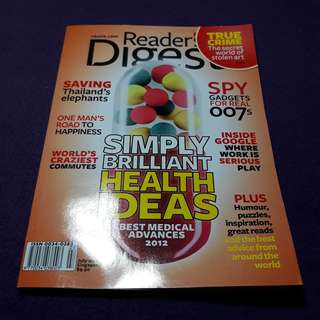 Reader's Digest (July 2012)