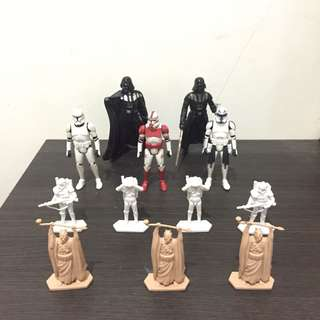 Take All Star Wars Action Figure