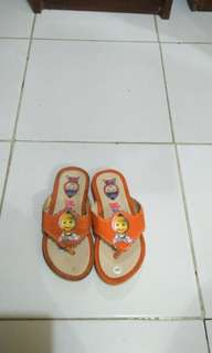 Sandal anak masha new