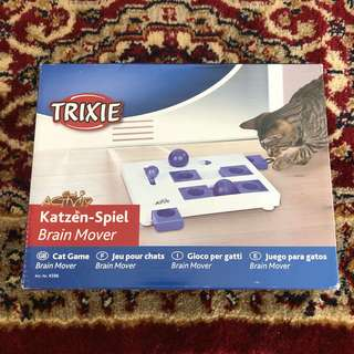 🚚 Trixie Cat Toy Brain Mover