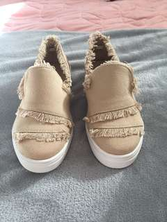 Carmel canvas sneakers