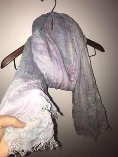 MANGO scarf