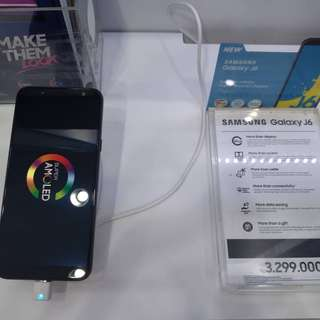 Samsung Galaxy J6 *Gratis 1x Angsuran*