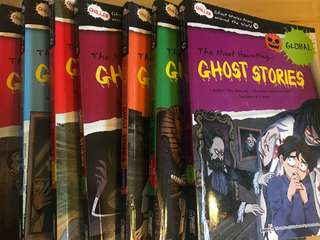 The Most Haunting Ghost Stories Series (10books)